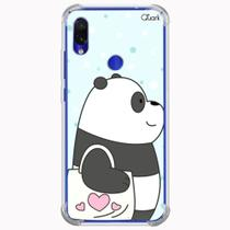 Capa capinha anti shock mi note 7 1592 panda sac - Quarkcase