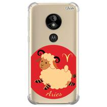 Capa capinha anti shock moto e5 play aries 0352 - Quarkcase