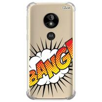 Capa capinha anti shock moto e5 play bang 0328 - Quarkcase