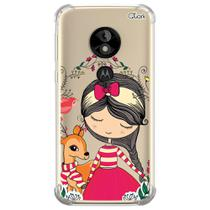 Capa capinha anti shock moto e5 play cut 0284 - Quarkcase
