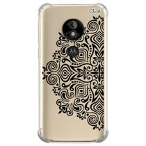 Capa capinha anti shock moto e5 play mandala 0111 - Quarkcase