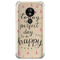 Capa capinha anti shock moto e5 play today perf 0906 - Quarkcase