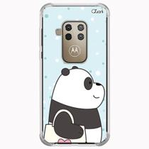 Capa capinha anti shock moto one zoom 1592 panda sac - Quarkcase