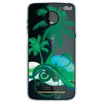 Capa capinha anti shock moto z3 play tropical b 0300 - Quarkcase