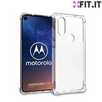 Capa Capinha Anti Shock Motorola One Vision Case Anti Impactos Bordas Reforçadas - FIT IT