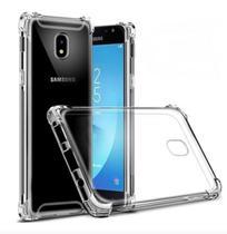 Capa Capinha Anti Shock Samsung Galaxy J2 J3 J5 J7 Prime Pro - Hrebos