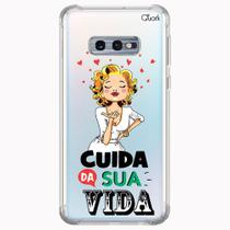CAPA CAPINHA ANTI SHOCK SAMSUNG GALAXY S10e 0441 CUIDA VIDA - Quarkcase