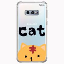 CAPA CAPINHA ANTI SHOCK SAMSUNG GALAXY S10e 0492 CAT - Quarkcase