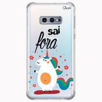 CAPA CAPINHA ANTI SHOCK SAMSUNG GALAXY S10e 0510 SAI FORA - Quarkcase