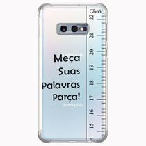 CAPA CAPINHA ANTI SHOCK SAMSUNG GALAXY S10e 0565 MEÇA PALAV - Quarkcase