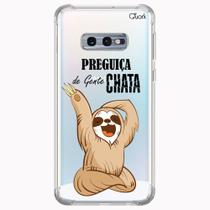 CAPA CAPINHA ANTI SHOCK SAMSUNG GALAXY S10e 0593 GENTE CHAT - Quarkcase