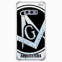 CAPA CAPINHA ANTI SHOCK SAMSUNG GALAXY S10e 1453 ARQUITETUR - Quarkcase