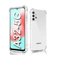 Capa Capinha Antishock Bordas Reforçadas Samsung Galaxy A32 5G 6.5 POLEGADAS - Dv