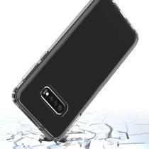 Capa Capinha Antishock Galaxy S10 Com Pelicula Flexgel 5d - Hrebos