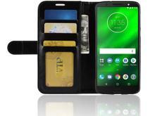 Capa Capinha Carteira Flip Couro Motorola Moto G6 Plus 5.9 - Danet