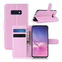 Capa Capinha Carteira Flip Galaxy S10e Tela 5.8 Wallet Case Couro - Danet - Primeiros Danet