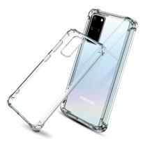 Capa Capinha Case Anti Shock E Impacto Samsung Galaxy S20 - Hjc