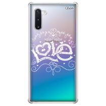 Capa capinha case anti shock galaxy note 10 0144 love 2 - Quarkcase