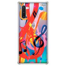 Capa capinha case anti shock galaxy note 10 0219 music 2 - Quarkcase