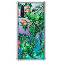 Capa capinha case anti shock galaxy note 10 0241 tropical 2 - Quarkcase