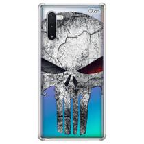 Capa capinha case anti shock galaxy note 10 0839 punisher 2 - Quarkcase