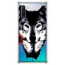 Capa capinha case anti shock galaxy note 10 1496 lobo 2 - Quarkcase