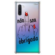 Capa capinha case anti shock galaxy note 10 1537 obrigada 2 - Quarkcase