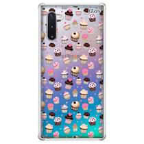 Capa capinha case anti shock galaxy note 10 1621 cupcakes 2 - Quarkcase