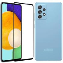Capa Capinha Case Anti Shock Samsung Galaxy A02 / A02S / A12 / A32 /  A52/ A72 + Pelicula Vidro 3D 6D 9D Com Borda - ELETRODU