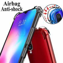 Capa Capinha Case Anti Shock Transparente Xiaomi Mi 9Se - Herbos