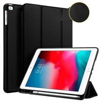 Capa Capinha Case Ipad 8 8ª Geração 2020 Tela 10.2 Smart Anti Impacto Porta Pencil + Pelicula - Extreme Cover
