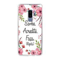 Capa Capinha Case Personalizada Samsung Galaxy S9 Plus Sonhe - Husky