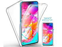 Capa Capinha Case Proteção 360 para Galaxy A20 e A30 Frente e Verso - Inova Cases