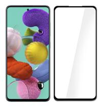 Capa Capinha Case Samsung Galaxy A72 Anti Shock + Película 3D 5D 9D Blindada Cobre 100% Da Tela Borda Resistente - Eletrodu