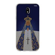 Capa Capinha Case Samsung Galaxy J5 Pro Nossa Senhora Aparecida - Husky