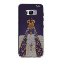 Capa Capinha Case Samsung Galaxy S8 Plus Nossa Senhora Aparecida - Husky