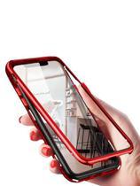 Capa Capinha Case Samsung Magnética 180º Vermelho - Griseus