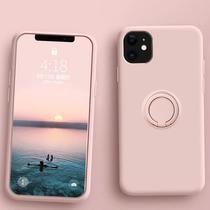 Capa Capinha Case Silicone Anel Magnetico iPhone 12 / 12 Pro - M3