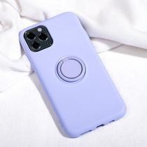 Capa Capinha Case Silicone Anel Magnetico iPhone 12 Mini - M3