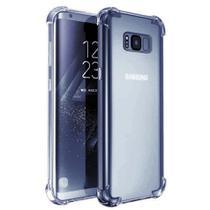 Capa Capinha Case Silicone Anti Impacto Samsung Galaxy S8 Grafite - Planeta Case