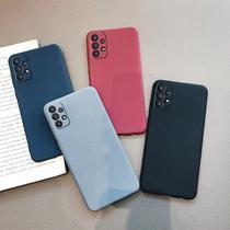Capa Capinha Case Silicone Aveludada Samsung Galaxy A32 6.5 - M7