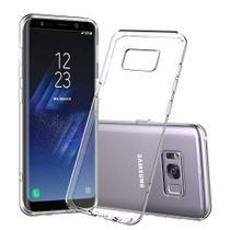 Capa Capinha Case Silicone Premium Ultra Fina Samsung Galaxy S8 - Hrebos