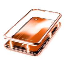 Capa Capinha de Proteção Magnética Samsung Galaxy J4 2018 Rosa - Hrebos