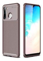"""Capa Capinha Fibra de Carbono Samsung Galaxy A11 Tela 6.4"""" - Danet"""