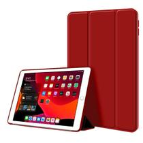 Capa Capinha Ipad 6 6ª Geração 2018 A1893 A1954 Tela 9.7 Smart Case Aveludada Acabamento Premium - Extreme Cover
