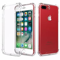Capa Capinha iPhone 8 Plus Silicone Anti Impacto Transparente - Inova