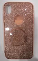Capa Capinha iphone xr Glitter Brilhante Diversas Cores - Sem