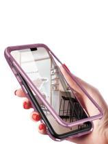 Capa Capinha Magnética 180 Celular Samsung S10 E PLUS A20/30 A50 A10 S Rosa - Ubermix Acessórios