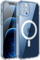 Capa Capinha Magnética Carregamento iPhone 12 Mini Pro Max - Danet