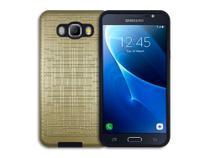 Capa Capinha Para Samsung Galaxy J7 Metal 2016 Sm-j710mn Dourada - Motomo